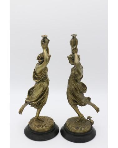 Danseuse Paul-Emile Machault