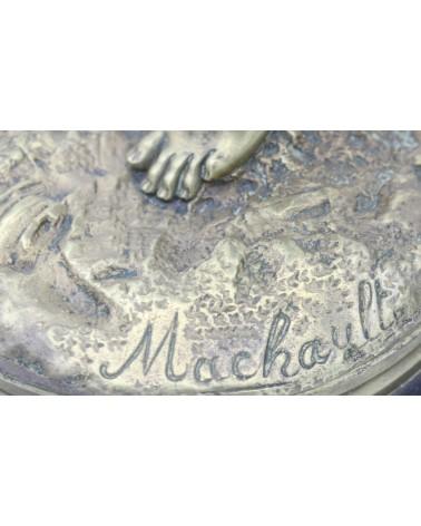 Bronze Paul-Emile Machault