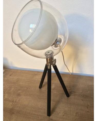 lampe vintage tripode années 70