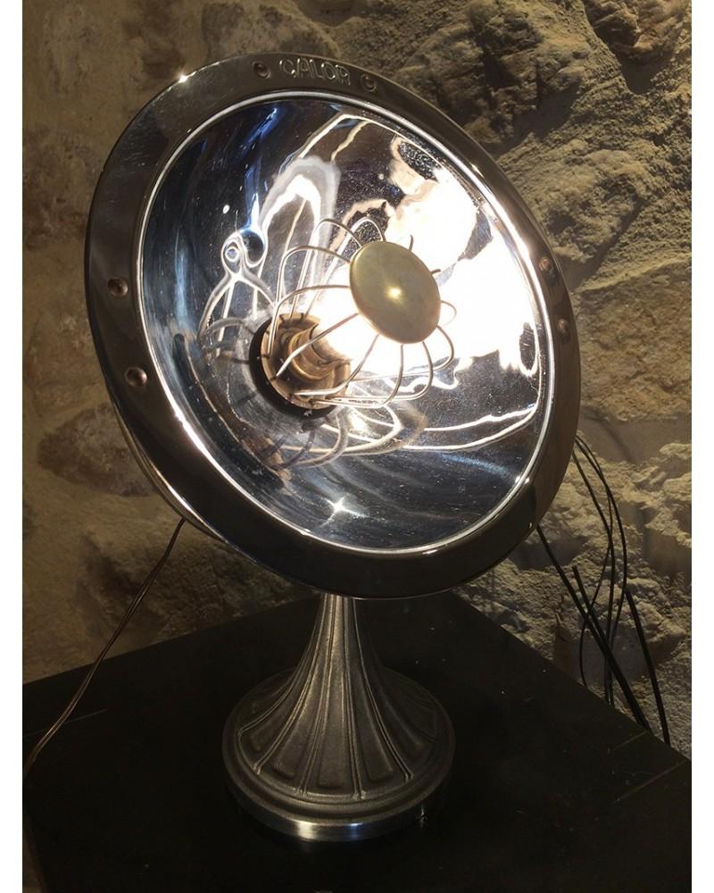 Lampe radiateur Parabolique Calor