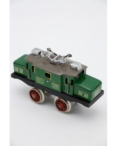 Jouet mécanique locomotive Paya