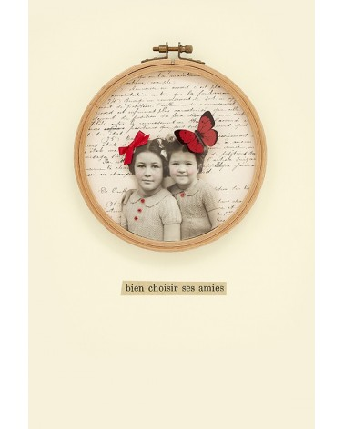 carte postale Isabelle Schwartz