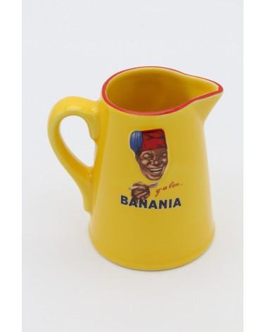 Pot à lait Banania éditions Clouet