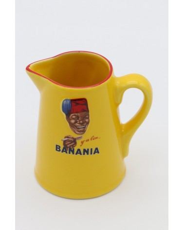 Pot à lait Banania