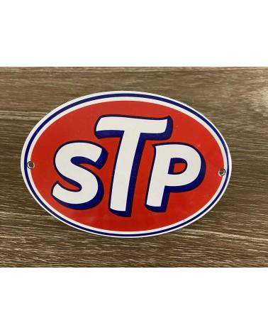 Plaque émaillée STP