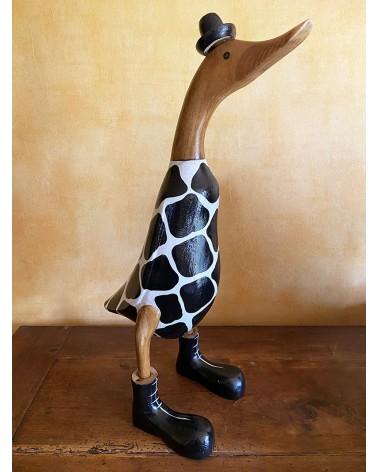 Canard décoratif grand modèle