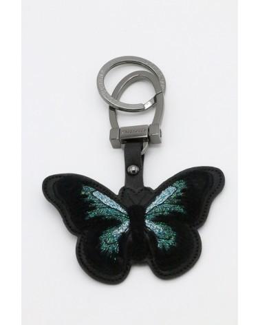 Porte-clé Hypnotic Papillon Longchamp
