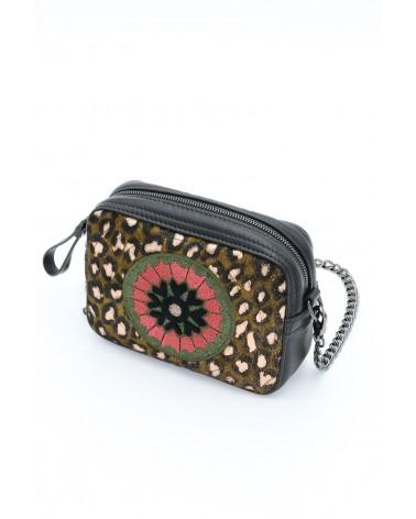 Sac à bandoulière Hypnotic Kaki Longchamp