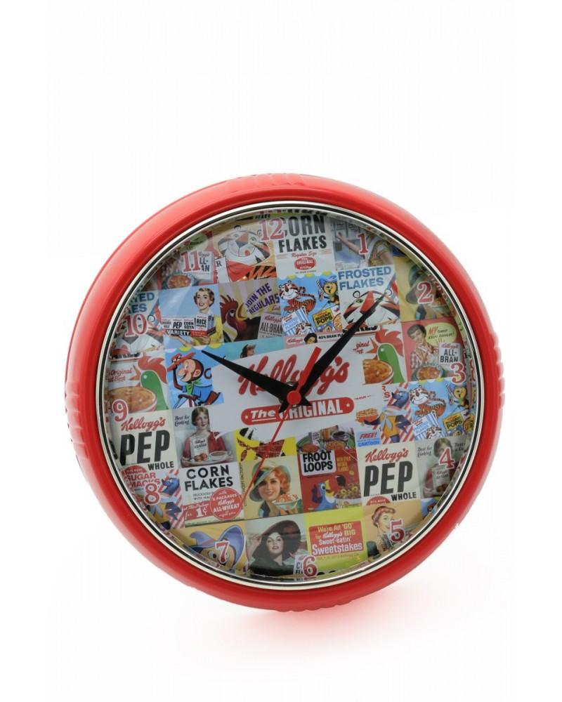 Horloge Kelloggs