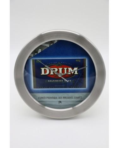 Pendule hublot Drum