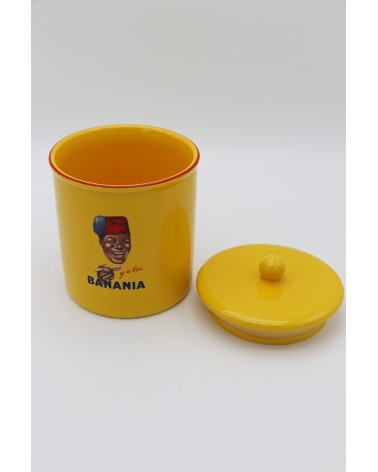 Grand pot Banania