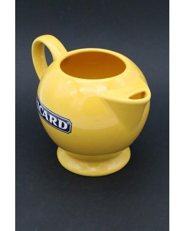 Pichet Ricard 1 litre jaune