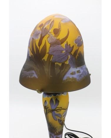 Lampe style art nouveau