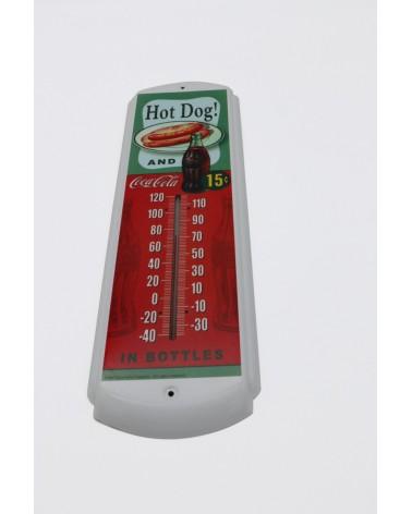 Thermomètre coca-cola