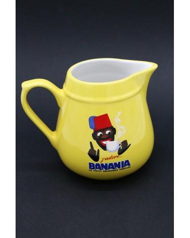 Pot à lait Banania éditions clouet 2007