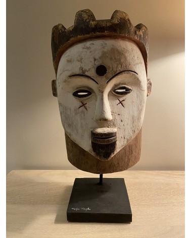Masque Mitsogho Gabon