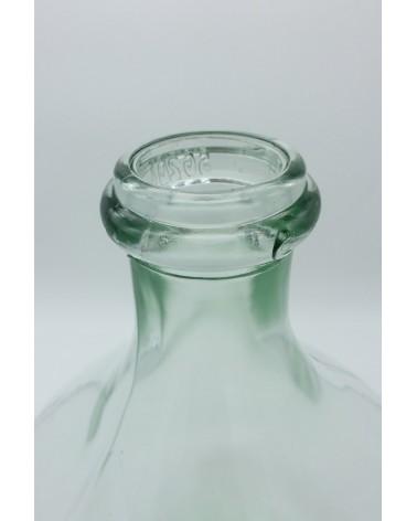 Bonbonne bouteille en verre