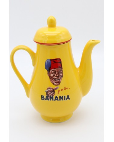 Chocolatière Banania