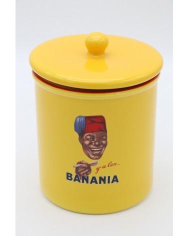 Pot Banania éditions Clouet
