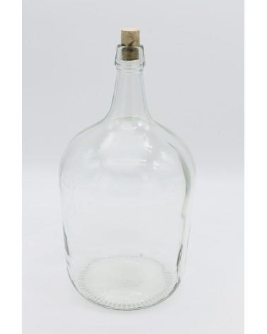Bonbonne en verre