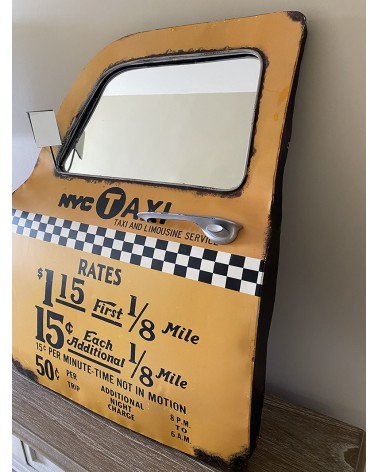 Miroir porte taxi US