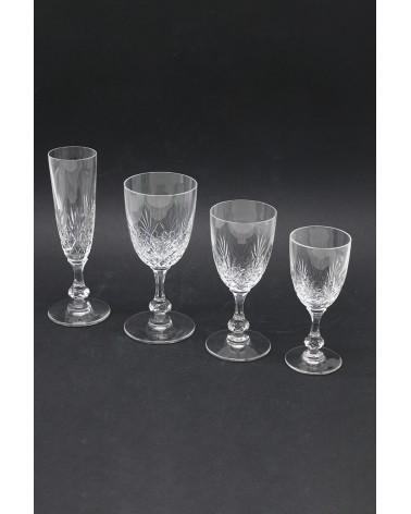 Service de verres Massenet Saint-Louis