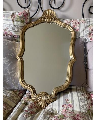 Miroir ancien style rocaille