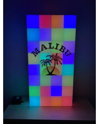 Enseigne lumineuse Malibu