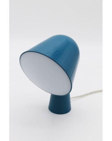 Lampe Binic Foscarini bleu canard