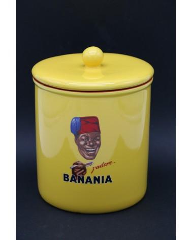Grand pot Banania éditions Clouet
