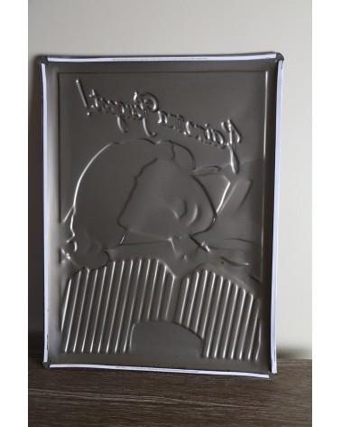 Plaque décorative Peugeot