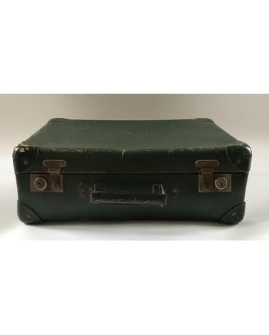 valise vintage en cuir