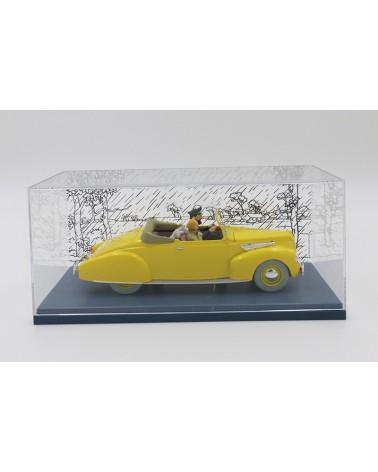 Voiture Tintin de collection