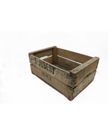 vieille caisse en bois