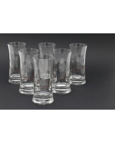 verres vintage publicitaires