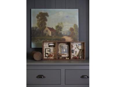 Fabriquer un casier d'artiste