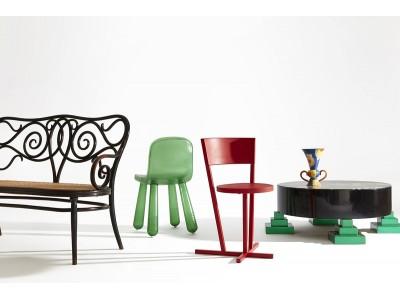 Thonet : le spécialiste des meubles en bois courbé